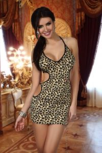 Beauty Night Tropical chemise