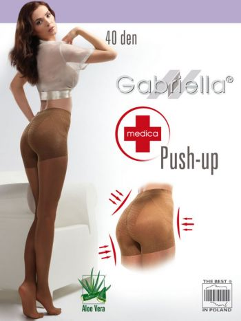 Gabriella Medica Push-up 40 Den Code 128
