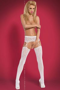 Obsessive Garter stockings S206