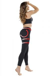 gWINNER Push-Up Leggins Anti Cellulite