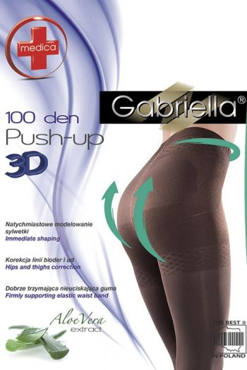 Gabriella Medica Push-up 3D 100 DEN Code 171