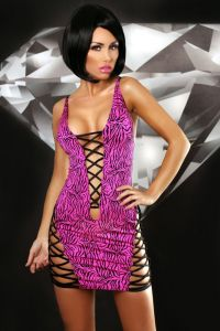 Lolitta Zebra Dress