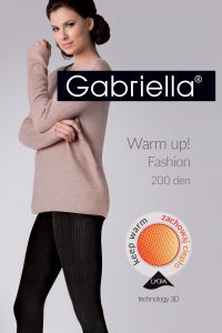 Gabriella Warm up! Fashion 200 Den code 412