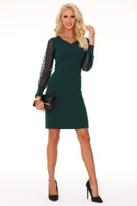 Merribel Nausica Dark Green 85315