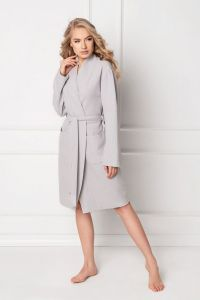 Aruelle Marshmallow Grey Short