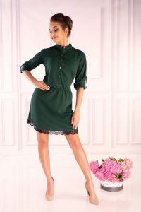 Merribel Jentyna Dark Green 85605