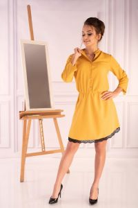 Merribel Jentyna Yellow 85605
